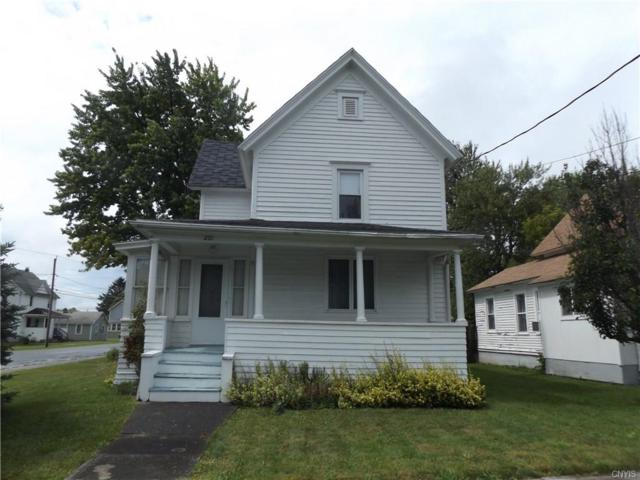 201 Franklin Street, Brownville, NY 13601 (MLS #S1141758) :: Thousand Islands Realty