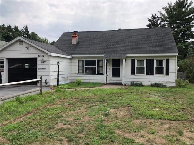 29186 State Route 3, Rutland, NY 13612 (MLS #S1142594) :: Thousand Islands Realty