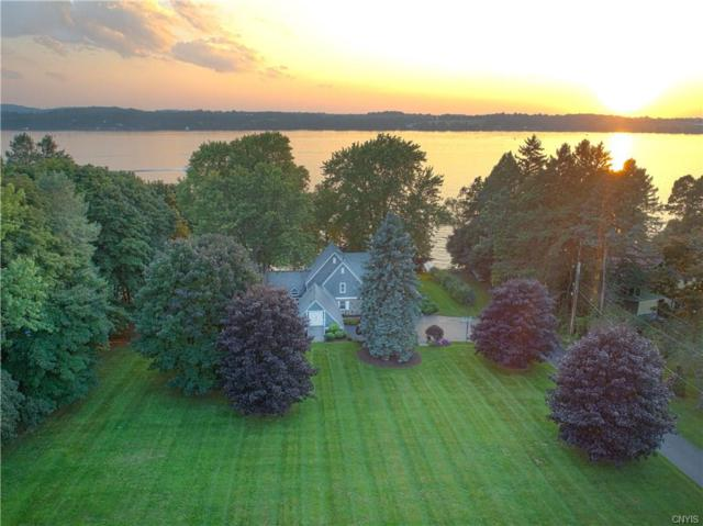 3101 E Lake Road, Skaneateles, NY 13152 (MLS #S1143505) :: BridgeView Real Estate Services