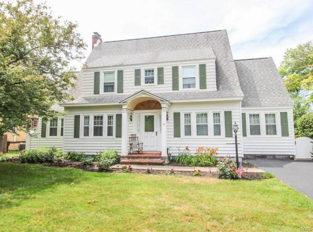 13 Eastern Parkway, Sennett, NY 13021 (MLS #S1143879) :: The CJ Lore Team | RE/MAX Hometown Choice