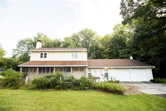120 Evans Road, Schroeppel, NY 13132 (MLS #S1144369) :: Thousand Islands Realty