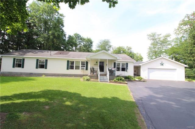 4435 Valentine Road, Niles, NY 13021 (MLS #S1144478) :: BridgeView Real Estate Services