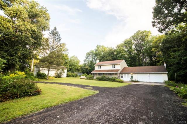 120 Evans Road, Schroeppel, NY 13132 (MLS #S1144486) :: Thousand Islands Realty