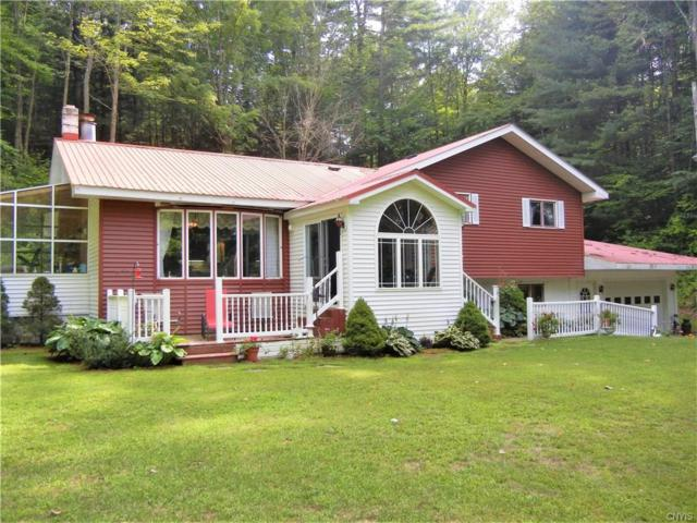 7316 Number Four Road, Watson, NY 13367 (MLS #S1144487) :: Robert PiazzaPalotto Sold Team