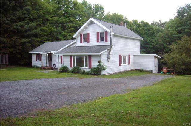 8174 Number Four Road, New Bremen, NY 13367 (MLS #S1144947) :: Robert PiazzaPalotto Sold Team