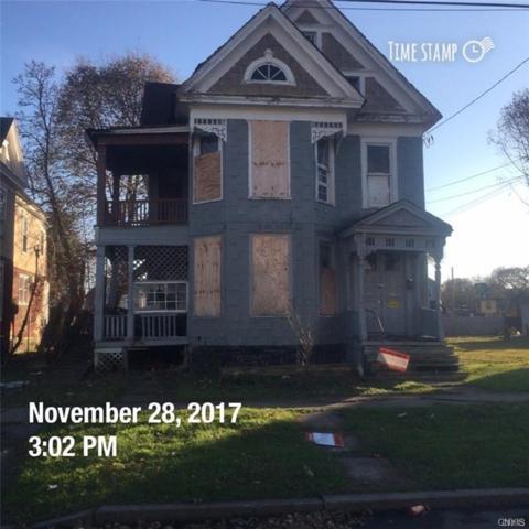 233 Merriman Avenue, Syracuse, NY 13204 (MLS #S1145078) :: Thousand Islands Realty