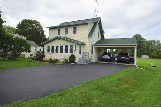 3213 Franklin Street Rd Road, Sennett, NY 13021 (MLS #S1145188) :: BridgeView Real Estate Services