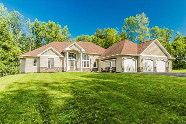 4381 Sagebrush Circle, Pompey, NY 13104 (MLS #S1145292) :: BridgeView Real Estate Services