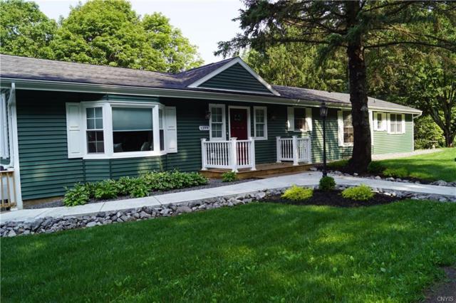 1399 Berry Road, Fabius, NY 13084 (MLS #S1145470) :: The Glenn Advantage Team at Howard Hanna Real Estate Services