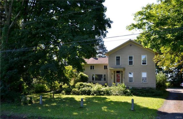 1894 Old Seneca Turnpike, Skaneateles, NY 13108 (MLS #S1145957) :: BridgeView Real Estate Services