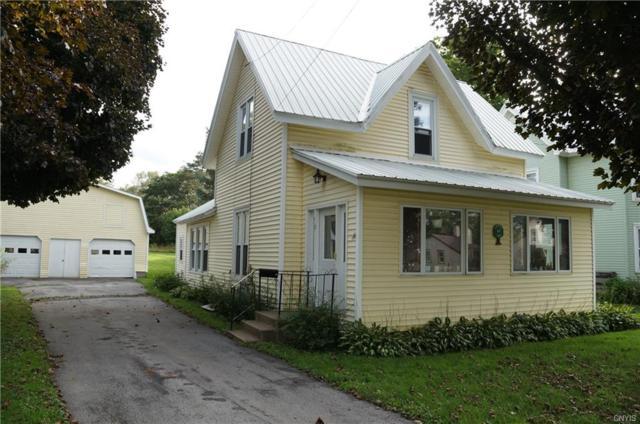 55 Spring Street, Adams, NY 13605 (MLS #S1146277) :: Thousand Islands Realty