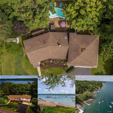 2432 W Lake Road, Skaneateles, NY 13152 (MLS #S1146675) :: BridgeView Real Estate Services