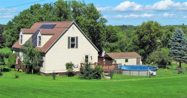 5330 Bartlett Road, Westmoreland, NY 13440 (MLS #S1148130) :: BridgeView Real Estate Services
