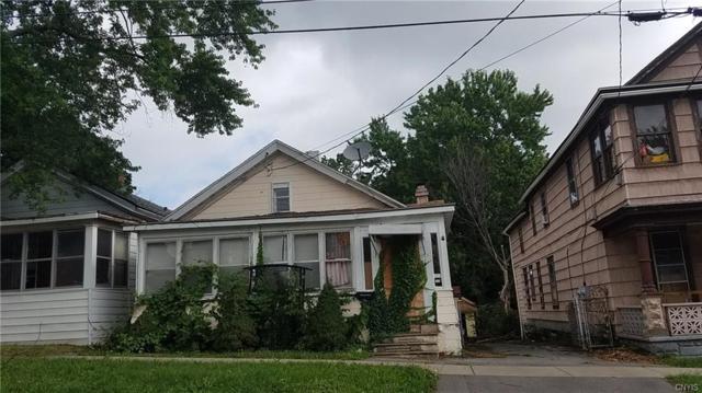 522 Carbon Street, Syracuse, NY 13208 (MLS #S1148916) :: The CJ Lore Team   RE/MAX Hometown Choice