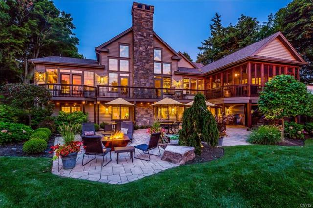 2989 E Lake Road, Skaneateles, NY 13152 (MLS #S1149084) :: BridgeView Real Estate Services