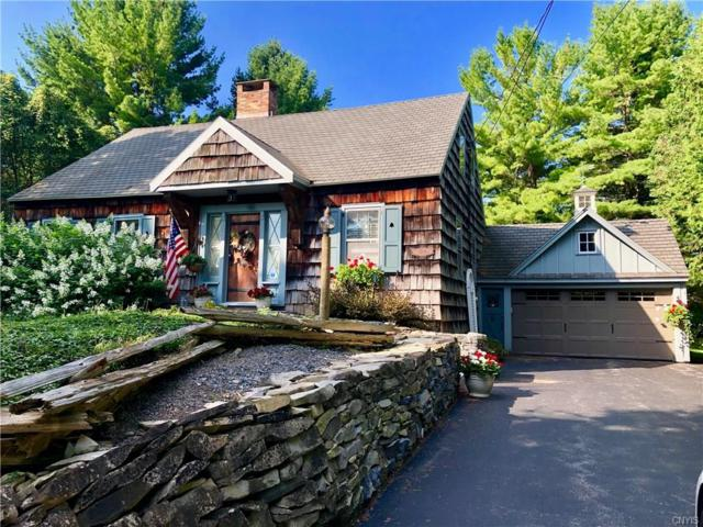 3999 Number Nine Road, Cazenovia, NY 13035 (MLS #S1149246) :: The Chip Hodgkins Team