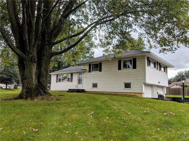 201 Augusta Drive, Cicero, NY 13212 (MLS #S1149394) :: The Rich McCarron Team
