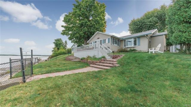 20667 Hess Shore Drive, Hounsfield, NY 13685 (MLS #S1150102) :: Robert PiazzaPalotto Sold Team