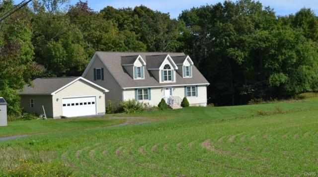 2020 Collard Road, Spafford, NY 13152 (MLS #S1150161) :: BridgeView Real Estate Services