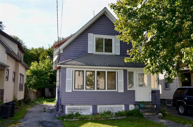 206 Herriman Street, Syracuse, NY 13204 (MLS #S1150257) :: BridgeView Real Estate Services