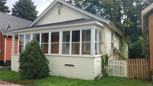 405 Hartson Street, Syracuse, NY 13204 (MLS #S1151455) :: BridgeView Real Estate Services