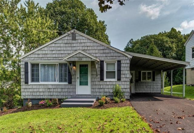 103 Chaumont Drive, Geddes, NY 13209 (MLS #S1151504) :: Updegraff Group