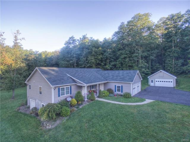 1657 Griffin Road, Throop, NY 13021 (MLS #S1151655) :: Thousand Islands Realty
