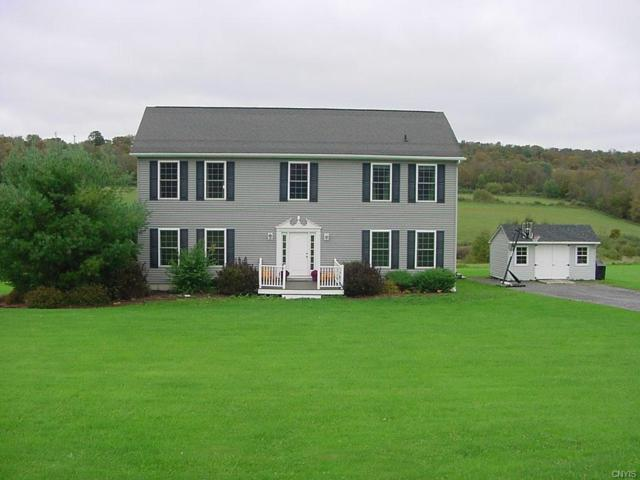 4633 Mcgraw North Road, Cortlandville, NY 13101 (MLS #S1152539) :: Robert PiazzaPalotto Sold Team