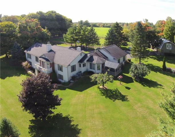 1797 County Route 28, Lisbon, NY 13658 (MLS #S1152783) :: Thousand Islands Realty