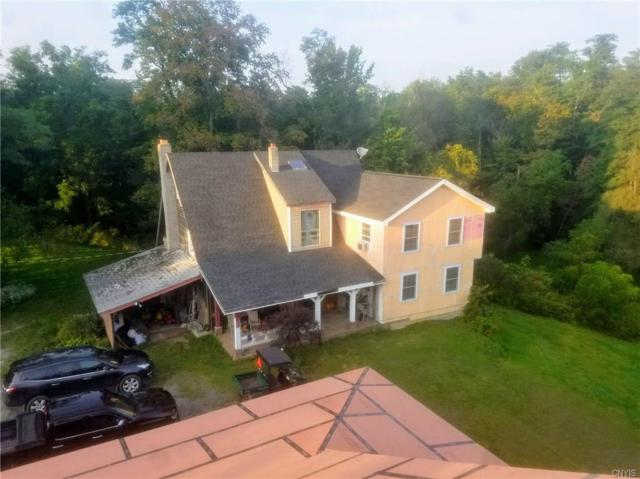 2254 Rose Hill Road, Spafford, NY 13110 (MLS #S1152816) :: BridgeView Real Estate Services