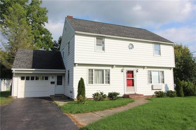 12 S Hunter Avenue, Sennett, NY 13021 (MLS #S1153209) :: The CJ Lore Team | RE/MAX Hometown Choice