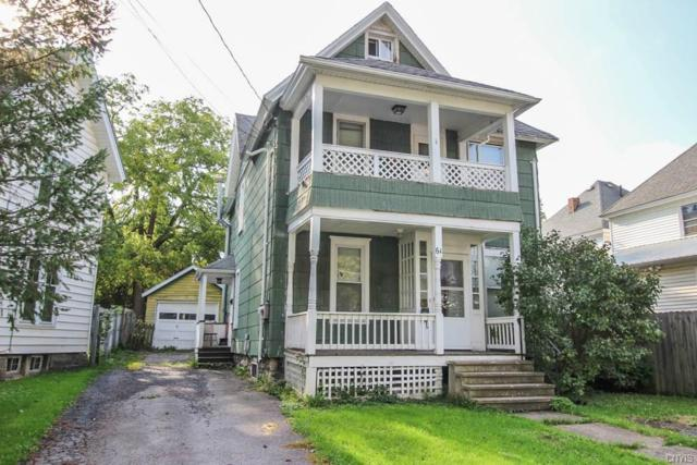 61 Cayuga Street, Auburn, NY 13021 (MLS #S1153224) :: The CJ Lore Team | RE/MAX Hometown Choice