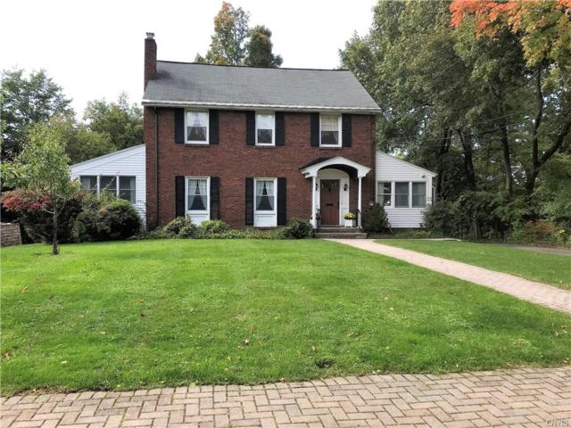 122 Edgehill Road, Syracuse, NY 13224 (MLS #S1153299) :: Robert PiazzaPalotto Sold Team