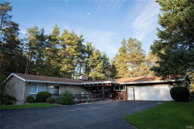 2368 Cemetery Road, Pompey, NY 13063 (MLS #S1153318) :: The CJ Lore Team | RE/MAX Hometown Choice