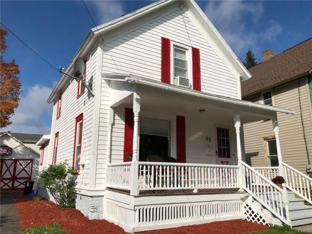 46 Miller Street, Cortland, NY 13045 (MLS #S1153577) :: The CJ Lore Team | RE/MAX Hometown Choice