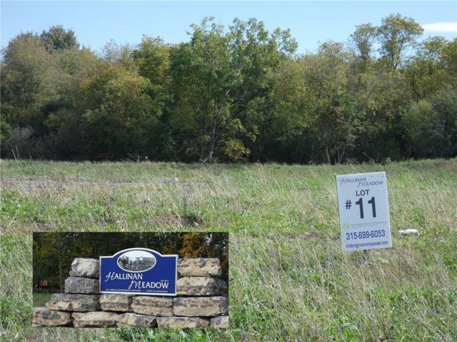 4354 November Lane, Onondaga, NY 13215 (MLS #S1153620) :: Robert PiazzaPalotto Sold Team