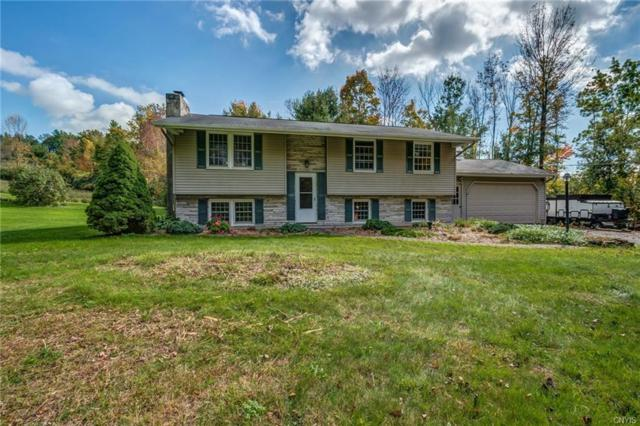 4504 S Eagle Village Road, Manlius, NY 13104 (MLS #S1153722) :: Robert PiazzaPalotto Sold Team