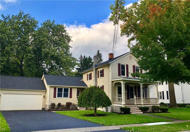 26 W Elizabeth Street W, Skaneateles, NY 13152 (MLS #S1154018) :: The Chip Hodgkins Team