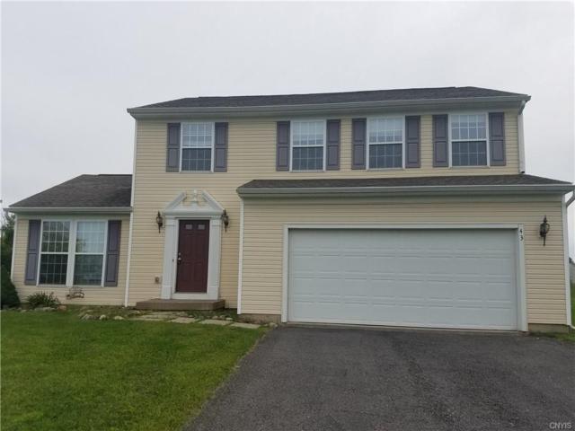 43 Cross Country Drive #1, Van Buren, NY 13027 (MLS #S1154028) :: BridgeView Real Estate Services