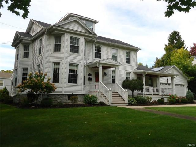 201 Sycamore Street, Salina, NY 13088 (MLS #S1154103) :: The Chip Hodgkins Team
