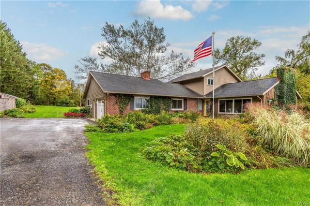 1620 Coon Hill Road, Skaneateles, NY 13152 (MLS #S1154294) :: The CJ Lore Team | RE/MAX Hometown Choice