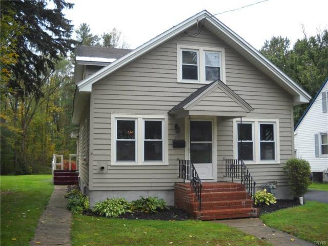 27 Mildred Avenue, Van Buren, NY 13027 (MLS #S1154434) :: The Chip Hodgkins Team