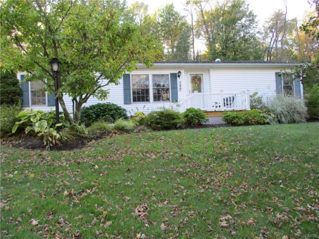 729 County Route 21, Hannibal, NY 13074 (MLS #S1154476) :: BridgeView Real Estate Services