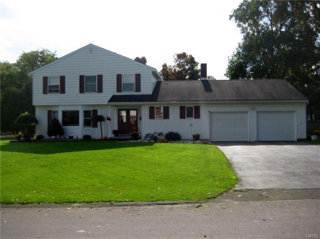 15 Woodstream Court, New Hartford, NY 13413 (MLS #S1154496) :: The CJ Lore Team   RE/MAX Hometown Choice
