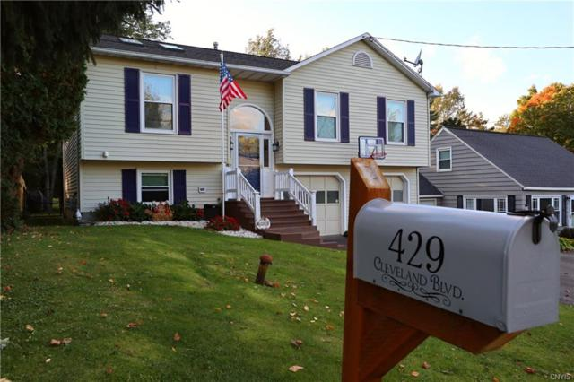 429 Cleveland Boulevard, Manlius, NY 13066 (MLS #S1154931) :: Updegraff Group