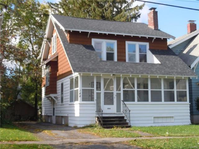 144 Nichols Avenue, Syracuse, NY 13206 (MLS #S1155001) :: The CJ Lore Team | RE/MAX Hometown Choice