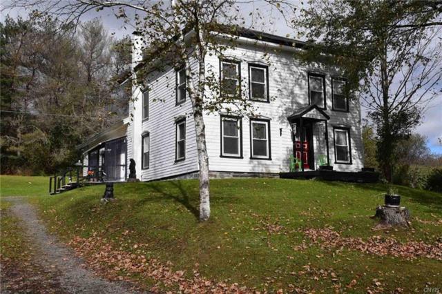 2031 Beaver Creek Road, Brookfield, NY 13485 (MLS #S1155440) :: Thousand Islands Realty