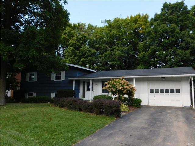 163 Forrest Way, Camillus, NY 13031 (MLS #S1155513) :: The Rich McCarron Team