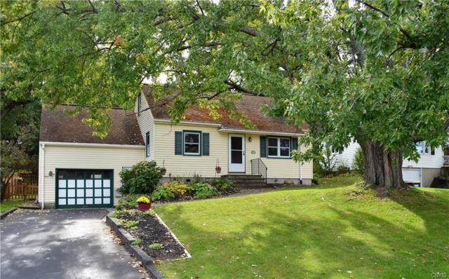916 Beverly Drive, Camillus, NY 13219 (MLS #S1155600) :: The Rich McCarron Team