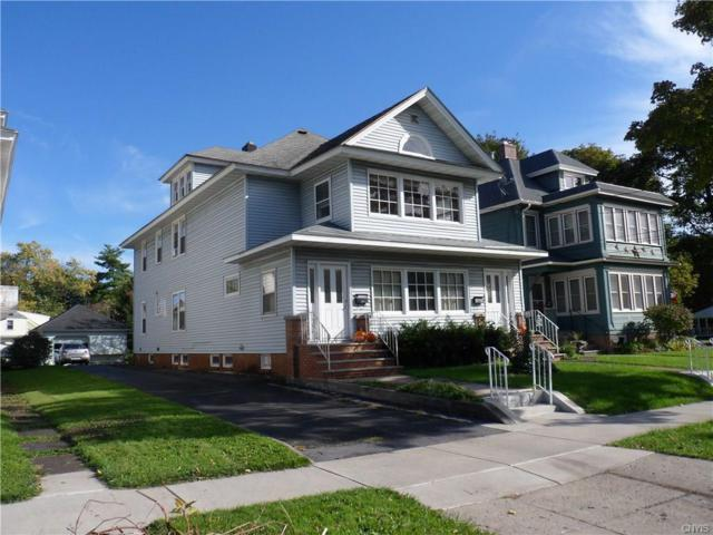 267 Hickok Avenue #69, Syracuse, NY 13206 (MLS #S1155639) :: Robert PiazzaPalotto Sold Team